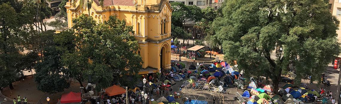 METODISTAS DE SÃO PAULO FARÃO AÇÃO EVANGELÍSTICA NO LARGO DO PAISSANDU