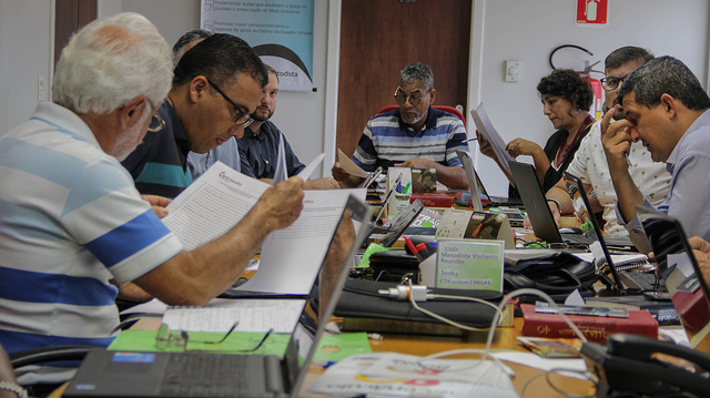 [EC] Coordenação Geral de Ação Missionária está reunida em São Paulo
