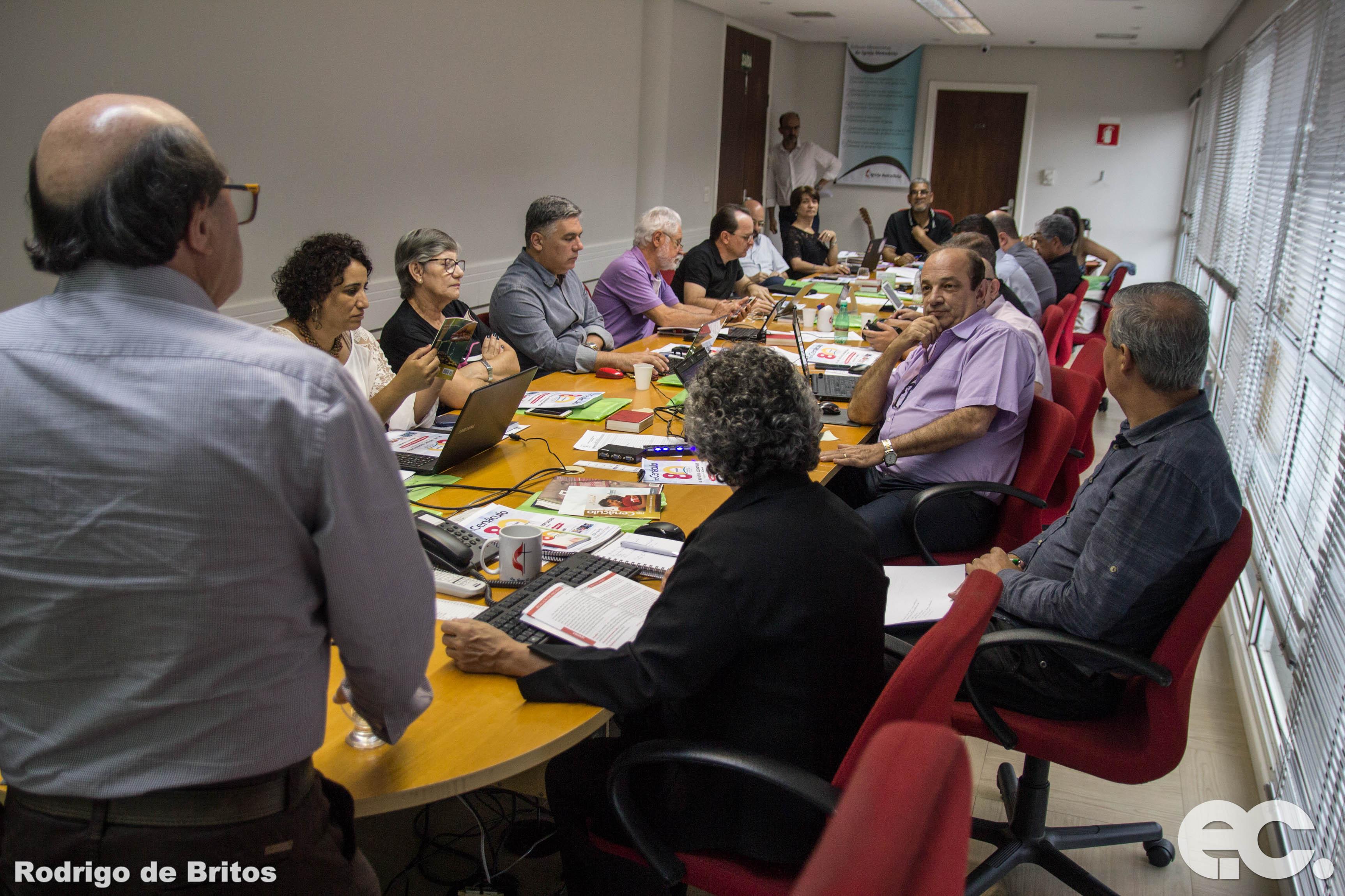 [EC] Cogeam realiza última reunião do ano de 2018 na Sede Nacional