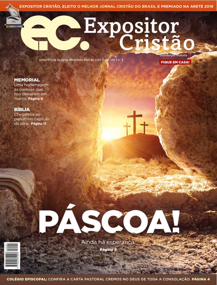 EC abril aborda tema da Páscoa