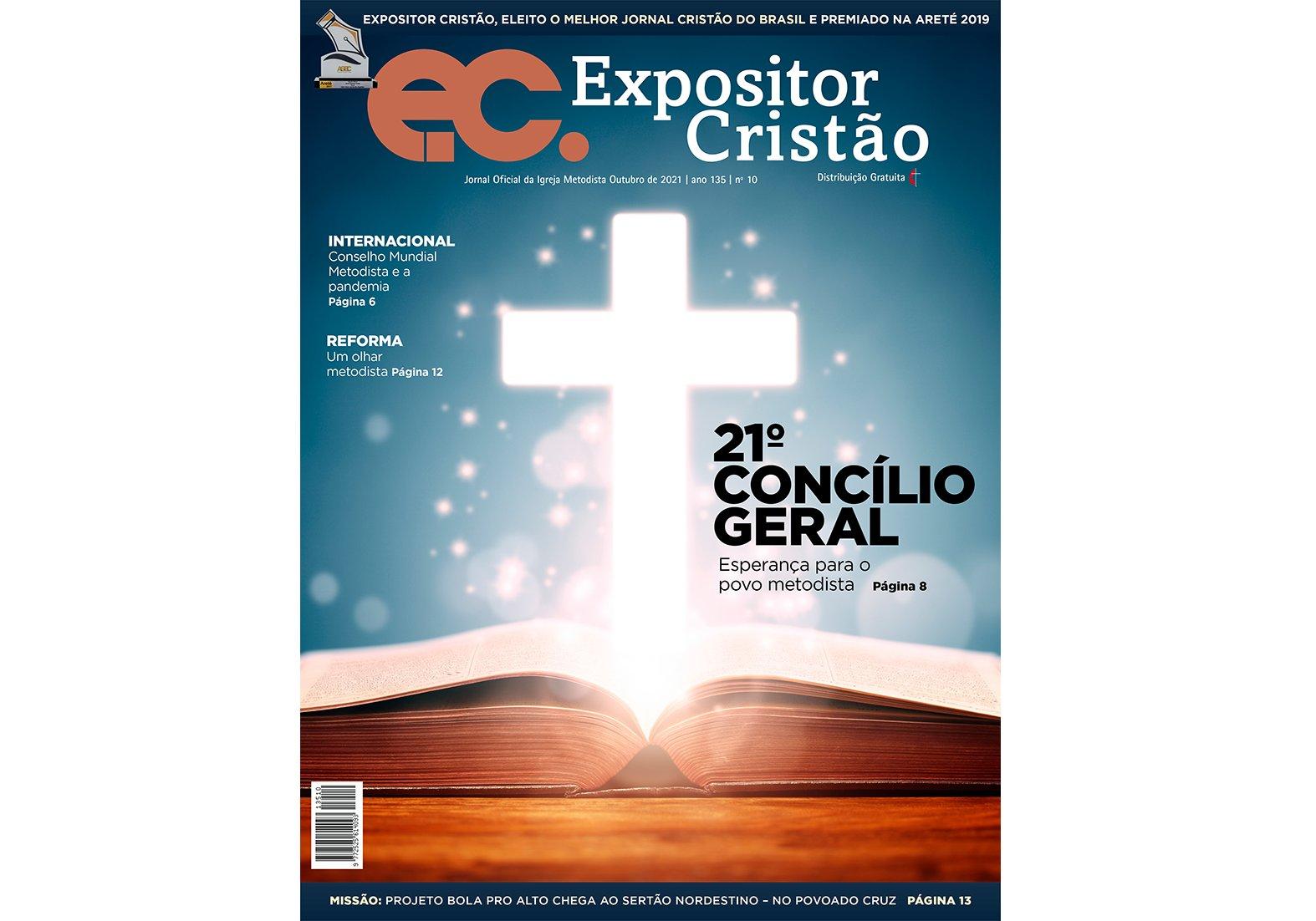 21º Concílio Geral bate à porta e traz esperança ao povo metodista