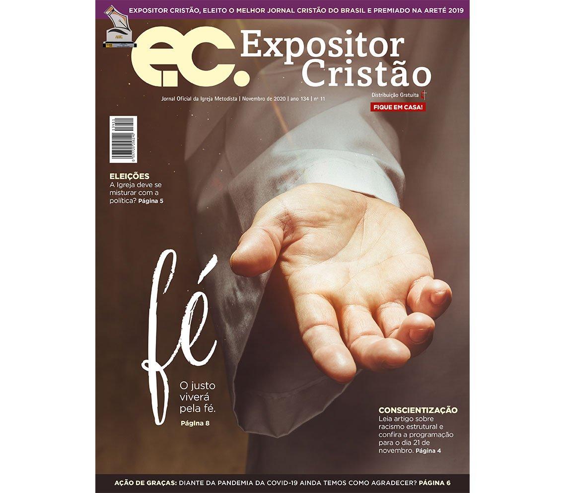 Jornal Expositor Cristão de novembro: fé que rompe barreiras