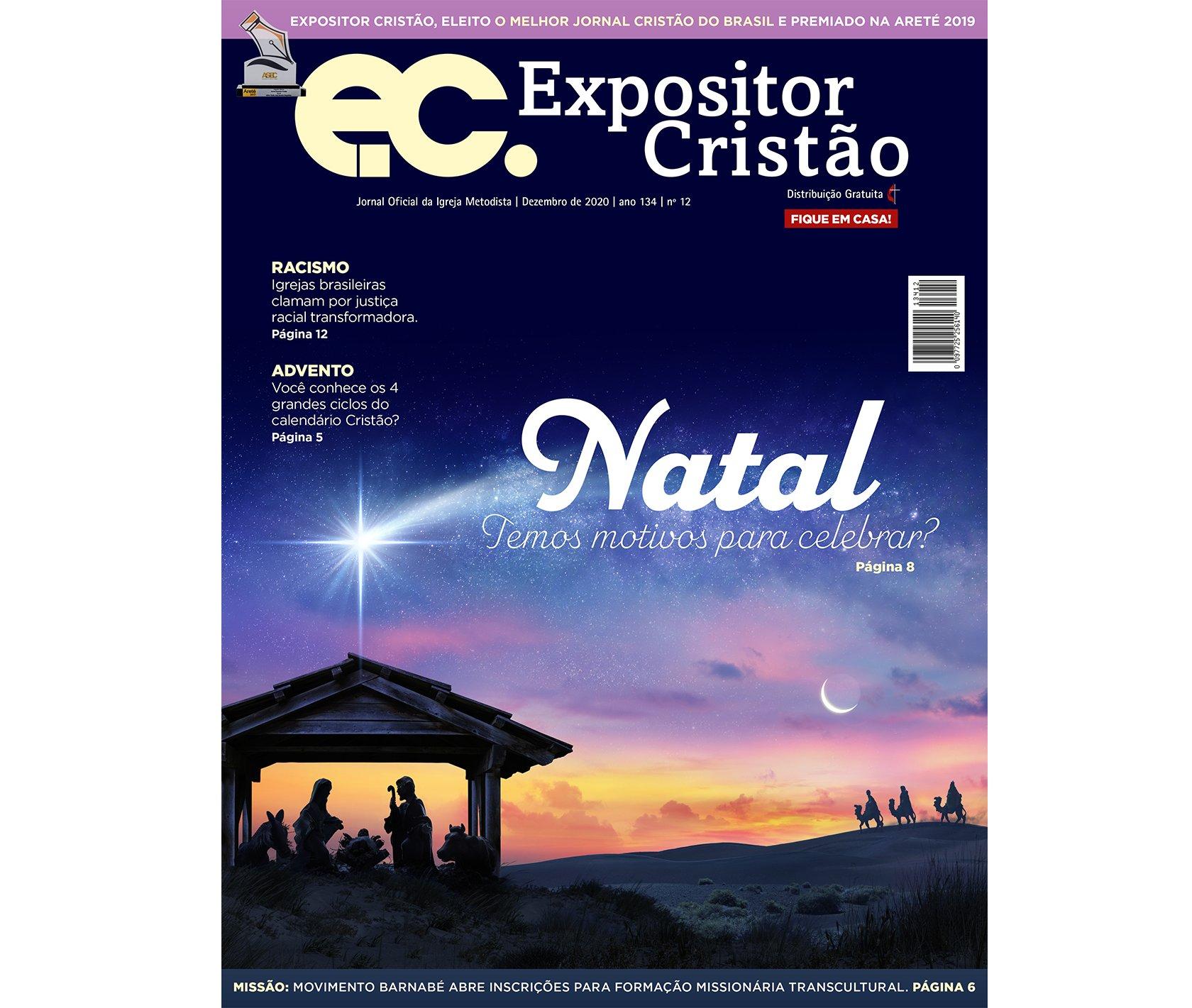 EC de dezembro aborda tema do Natal