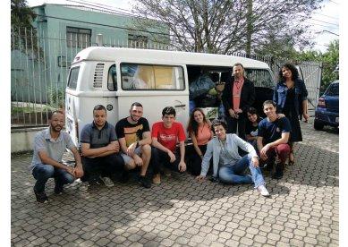 Metodistas mobilizam-se para ajudar vítimas de incêndio no Largo do Paissandu