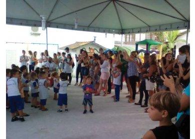 Metodistas reformam escola pública em Matinhos, no Paraná