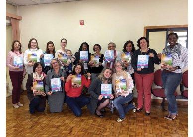 Mesa plena da Confederação Metodista de Mulheres se reúne na Fateo