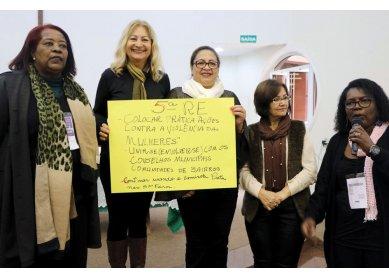 Mulheres metodistas capacitam-se para a missão