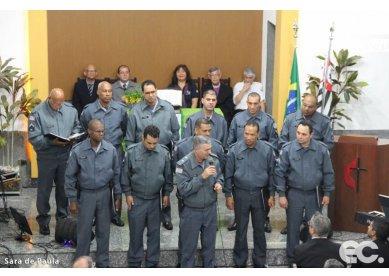 Igreja Metodista da Penha de Franca recebe celebração do Dia do Soldado