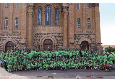 Metodistas se mobilizam em vários projetos missionários no mês de julho