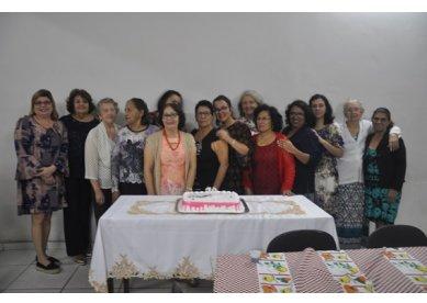 Sociedade Metodista de Mulheres em Vitória celebra 79 anos