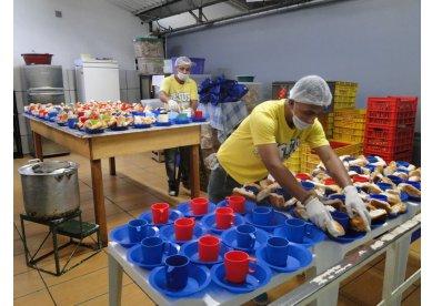 Liderança metodista visita projeto social na Cracolândia
