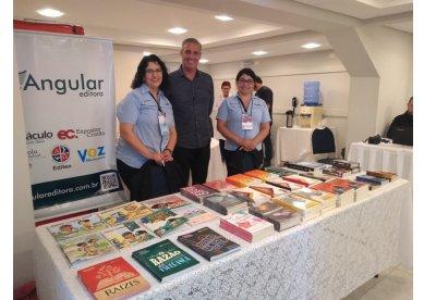 Angular Editora faz parceria com a 2ª Região Eclesiástica