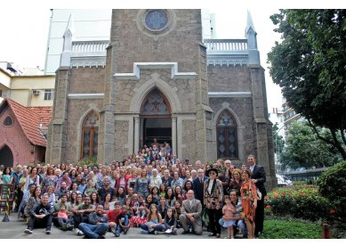 Catedral Metodista do Rio de Janeiro comemora 140 anos de missão