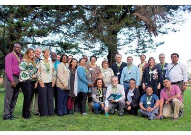 Representantes da América Latina e do Caribe encontram-se na Argentina pelo CMI