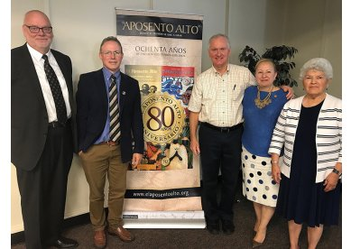El Aposento Alto celebra 80 anos de publicação