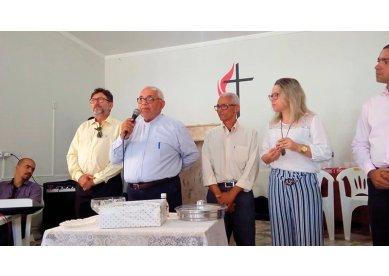Povo metodista em Petrolina atravessa o Rio São Francisco e chega a Juazeiro