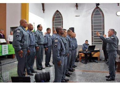 Igreja Metodista em São Paulo celebra o Dia do Soldado