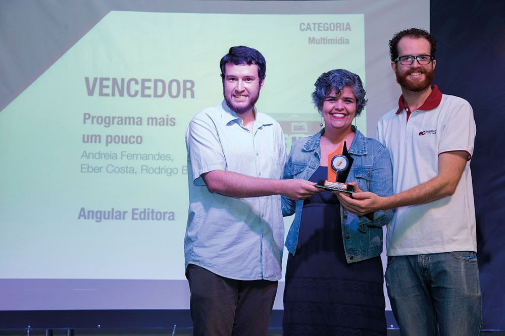 Prêmio Areté 2018: Angular Editora leva quatro títulos às finais