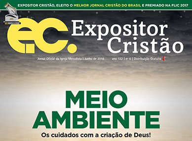 Jornal EC de junho: Meio Ambiente