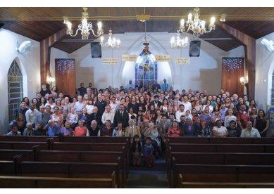 Igreja Metodista no Brás celebra cem anos com júbilo ao Senhor!