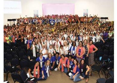 Mulheres metodistas realizam Assembleia Geral no interior de SP