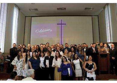 Alunos/as são credenciados na 3ª Região Eclesiástica