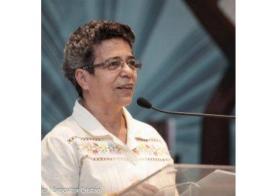 Entrevista com Pastora Joana D´Arc, eleita para presidência da Diaconia