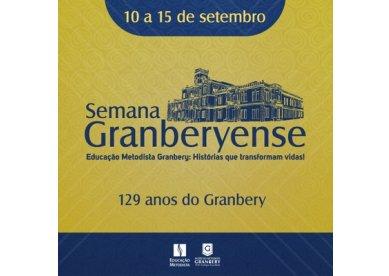 Confira as informações da Semana Granberyense