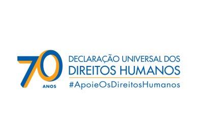 ONU lança conteúdo especial para celebrar os 70 anos da Declaração Universal dos Direitos Humanos