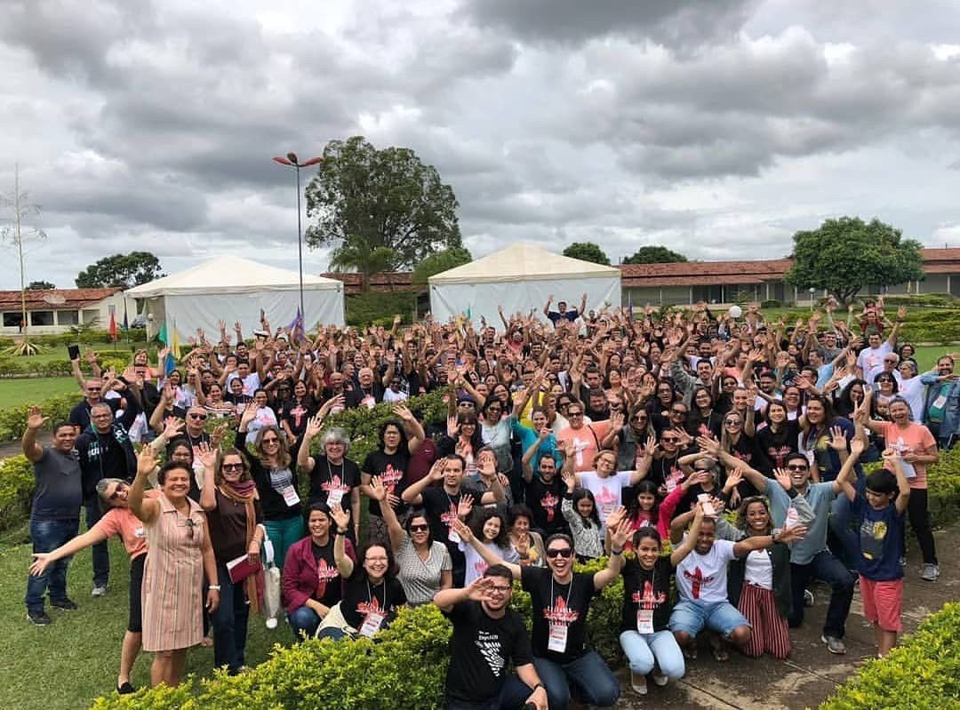 8ª Região Eclesiástica realiza primeiro encontro ministerial