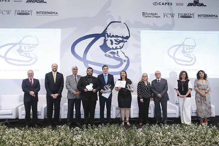 Metodista recebe Grande Prêmio de Humanas da Capes
