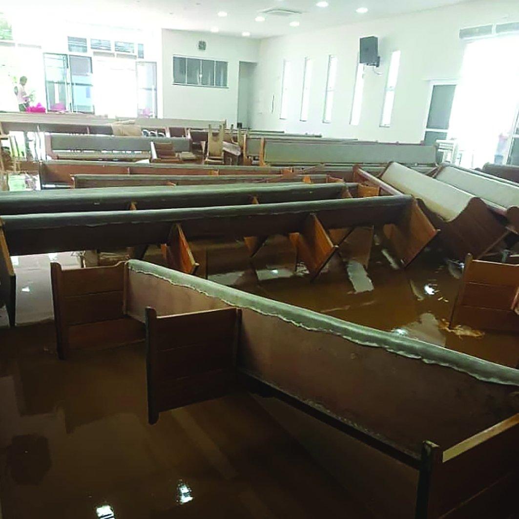 Metodistas se mobilizam para ajudar vítimas das enchentes