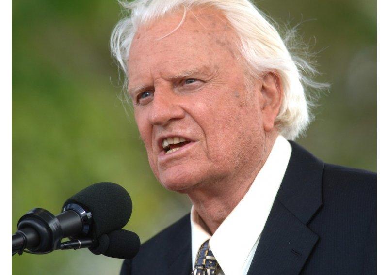 Faleceu hoje o evangelista do século, Billy Graham