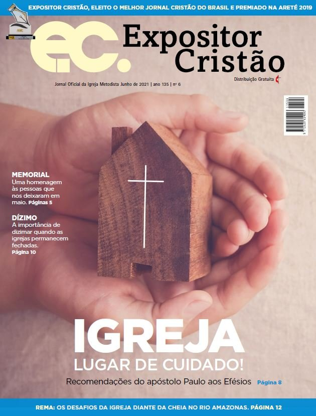 EC de junho: Igreja como lugar de cuidado