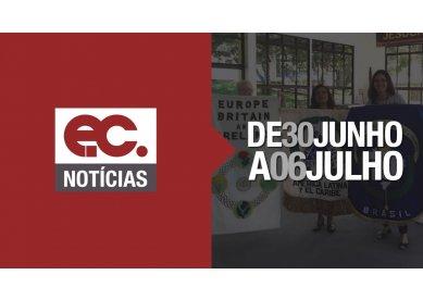 EC Notícias #002 - Missão no sertão nordestino - Internacional - Discipulado em MG