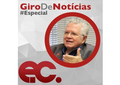 Giro de Notícias Especial - Presb. Nilton Emmerick - CLAI