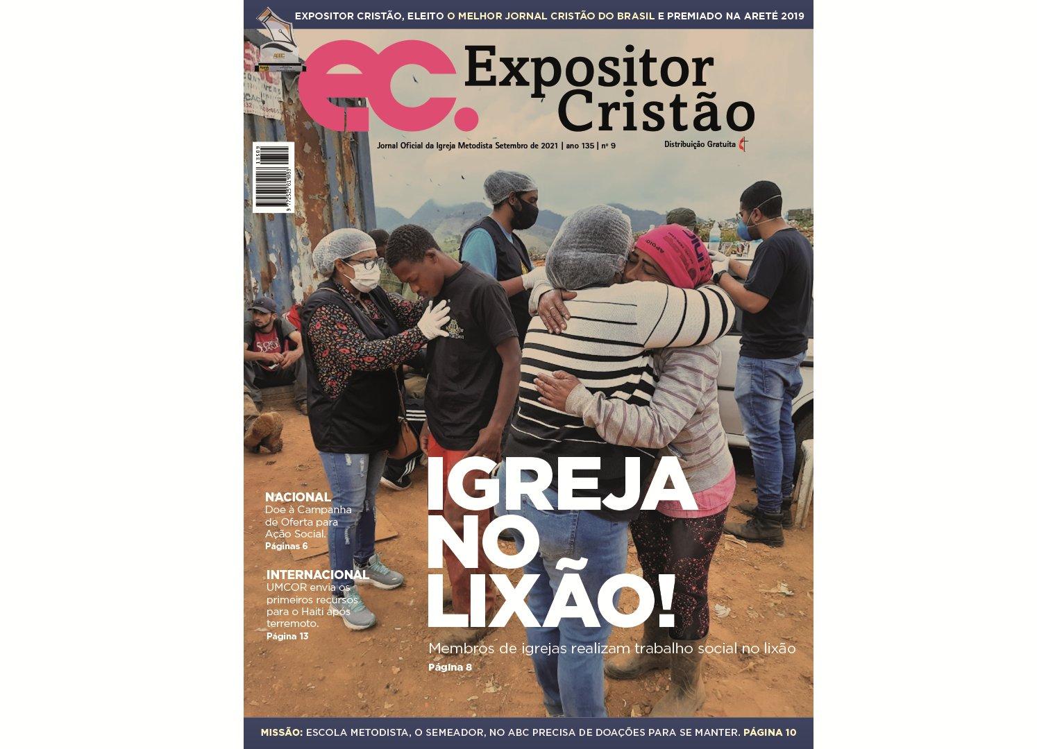 EC de setembro: Igreja no lixão