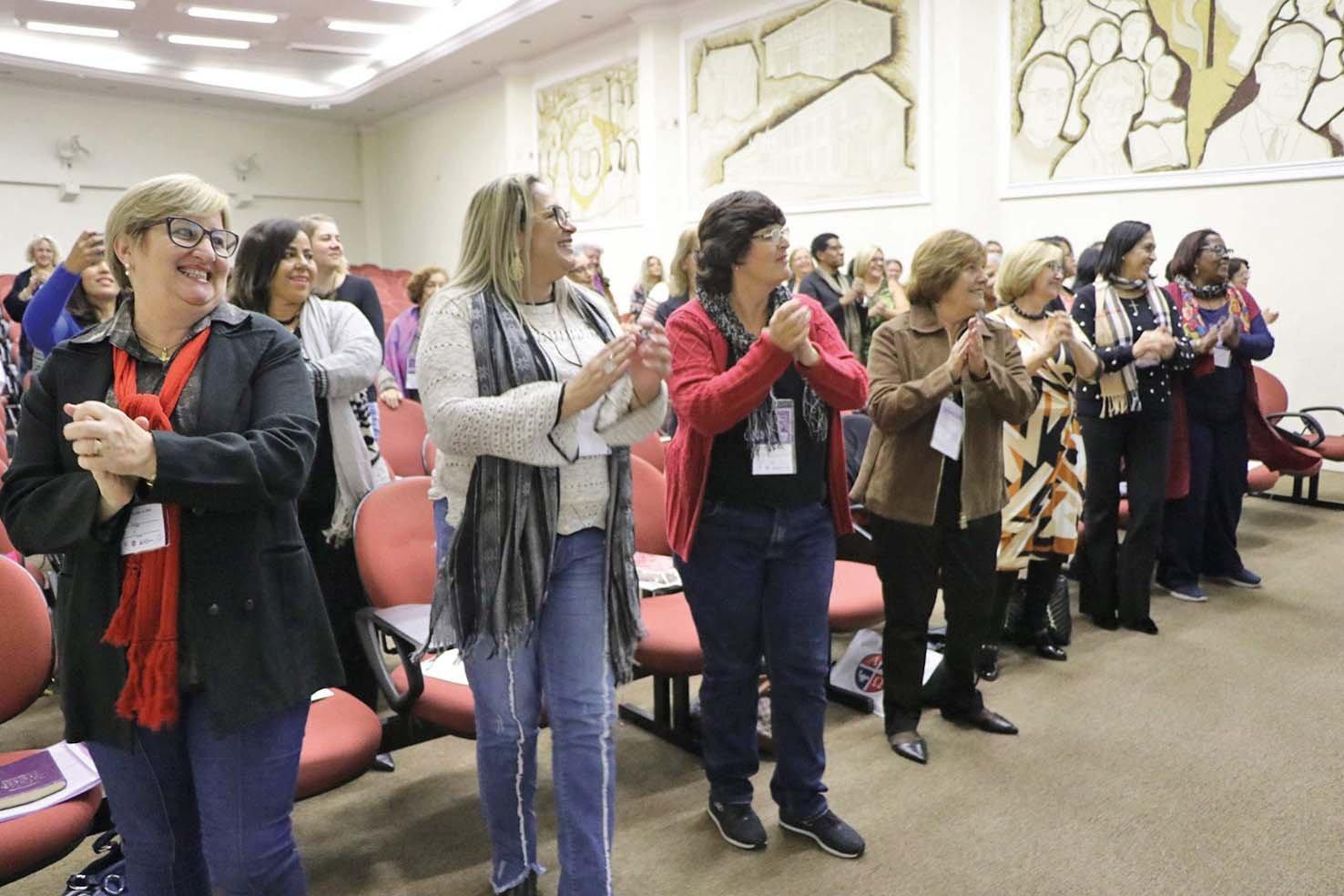 Metodistas participam de Encontro na Faculdade de Teologia