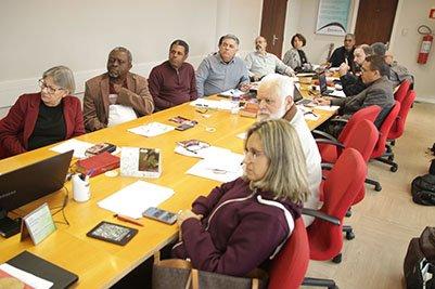 Coordenação Geral de Ação Missionária está reunida em SP