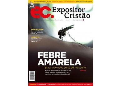 Expositor Cristão: Febre amarela e os desafios da Igreja!