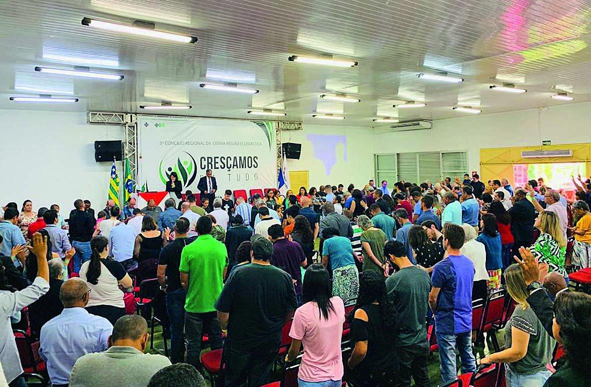 Oitava Região Eclesiástica pronta para os desafios do próximo biênio