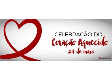 Materiais de apoio para celebração do Dia do Coração Aquecido 2018