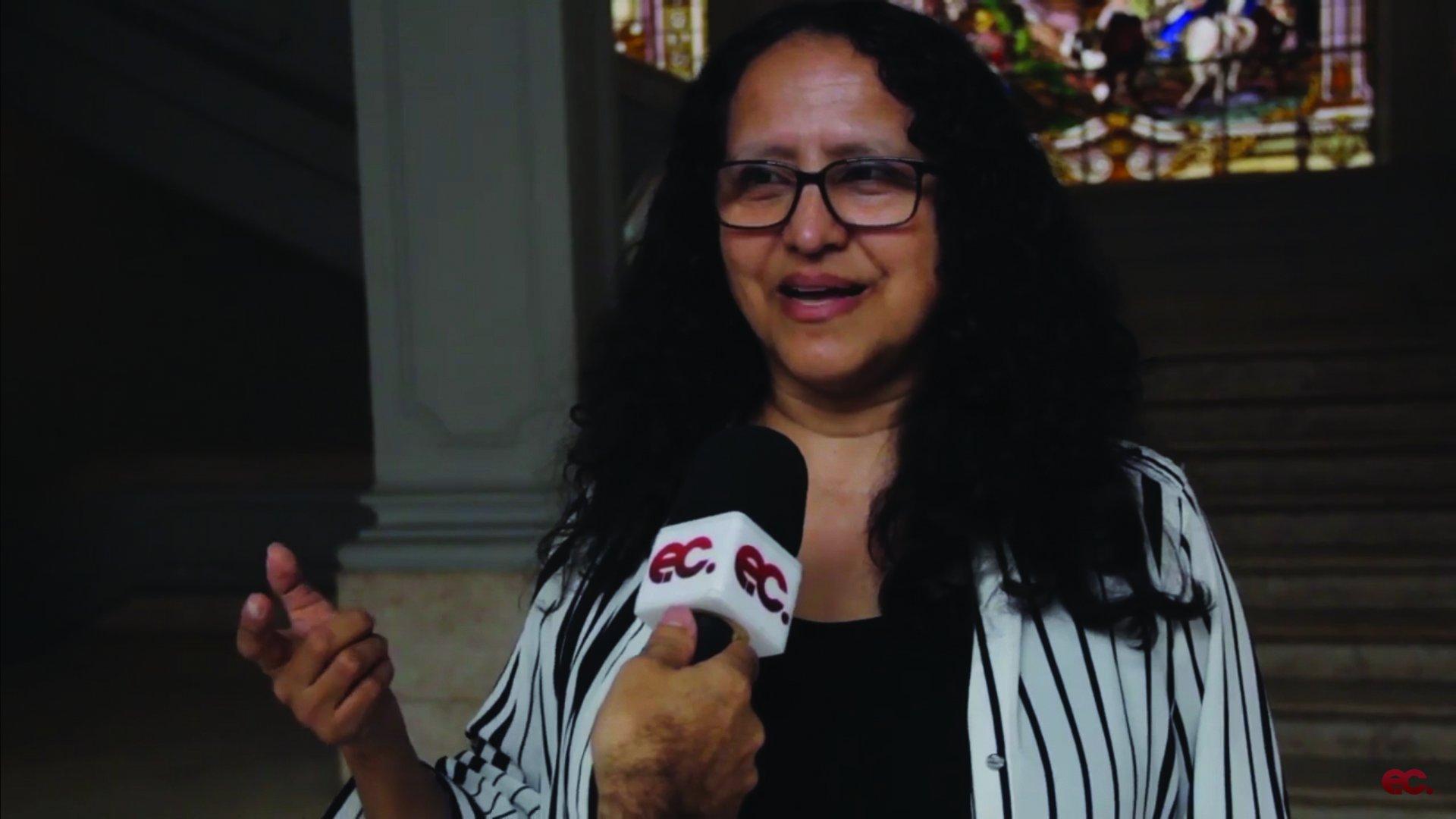 Pastora metodista participa de evento na Faculdade de Direito da USP
