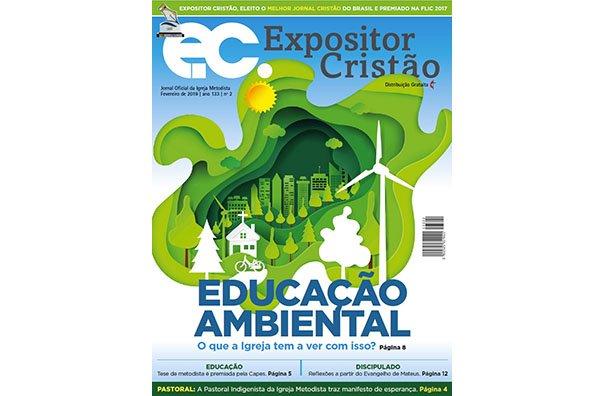 ec de fevereiro: educação ambiental e a igreja