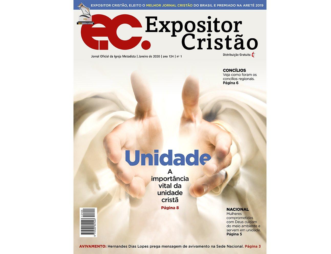 EC de Janeiro trabalha o tema da unidade