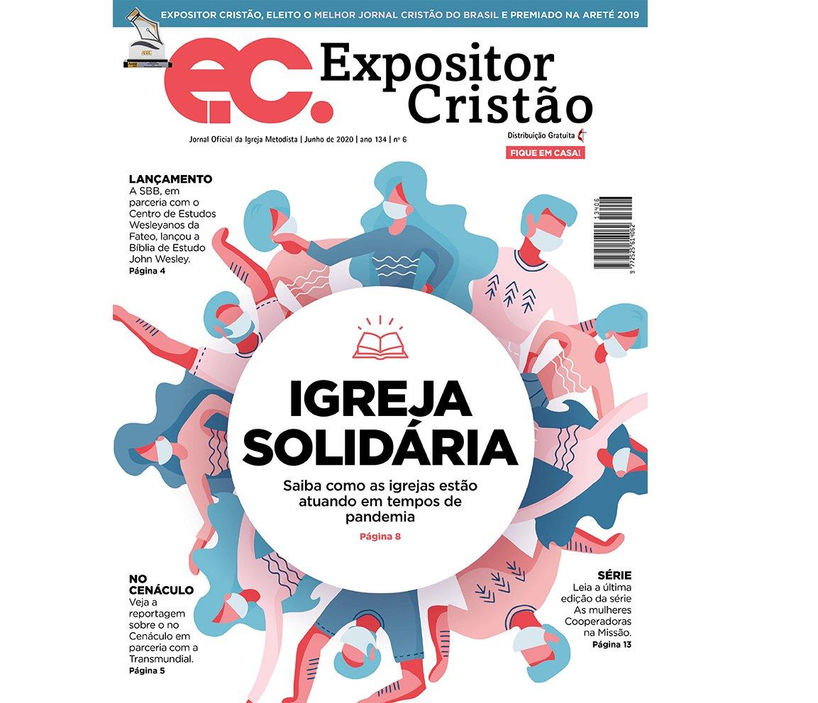 Jornal EC junho 2020: uma Igreja Solidária