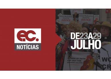 EC Notícias #001 - o novo programa em vídeo do Jornal Expositor Cristão