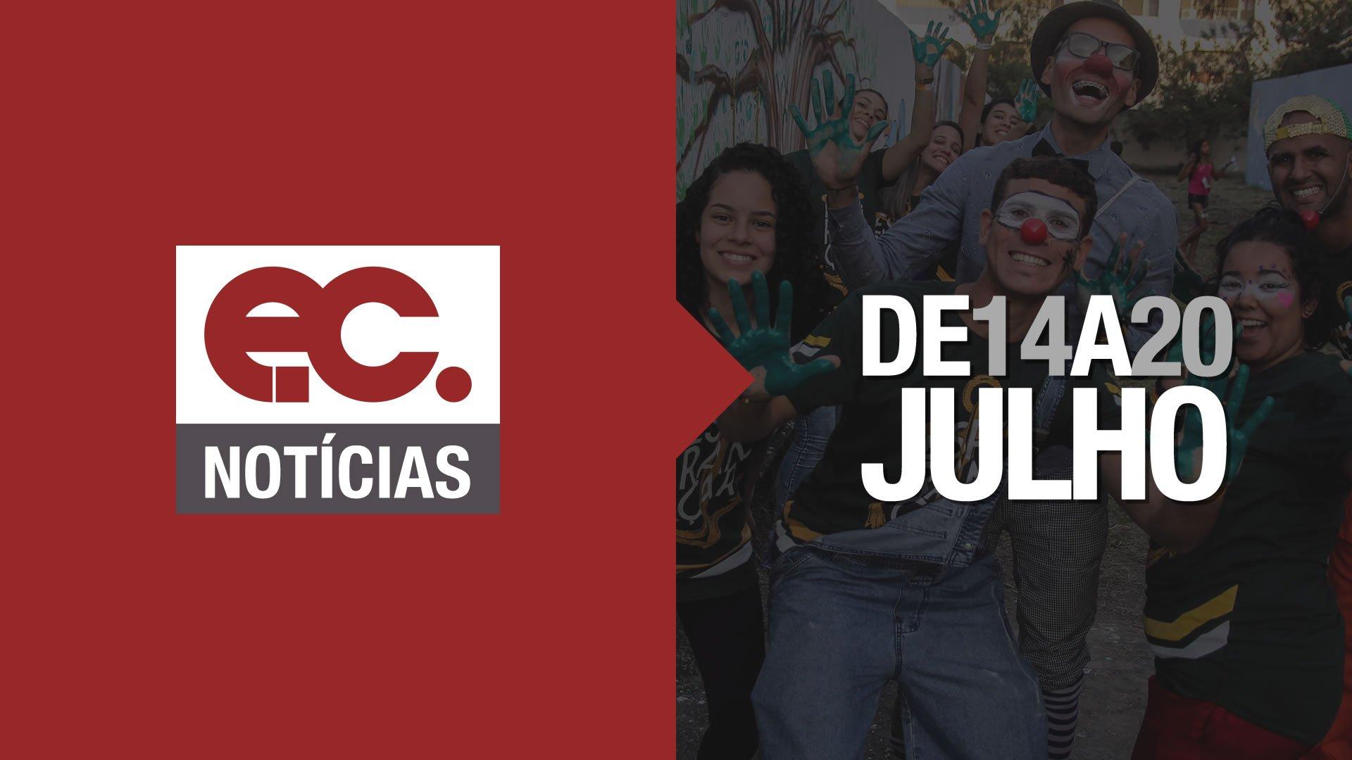 EC Notícias #004 - Projetos Missionários - Projeto Panamá - Dia da Amizade