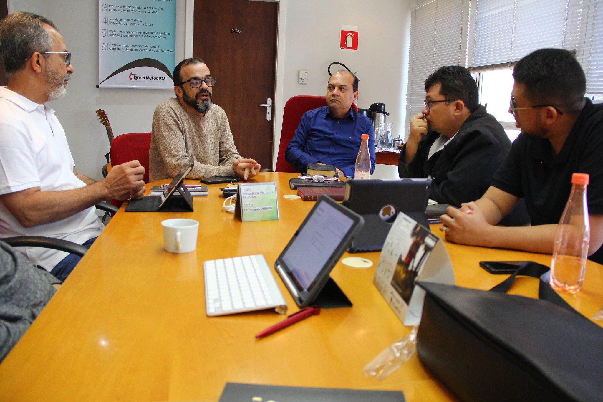 Câmara Nacional de Discipulado se reúne em São Paulo
