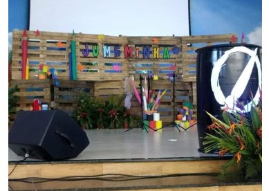 Jumeminha 2018 é recebida pela Igreja Metodista em Porciúncula